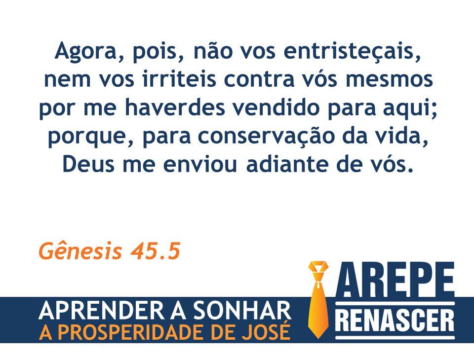 APRENDER A SONHAR A PROSPERIDADE DE JOSÉ LUTE PELO TEU SONHO #4