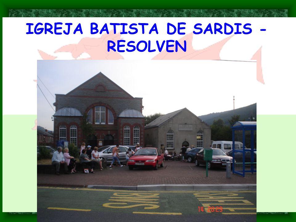 IGREJA BATISTA DE SARDIS - RESOLVEN