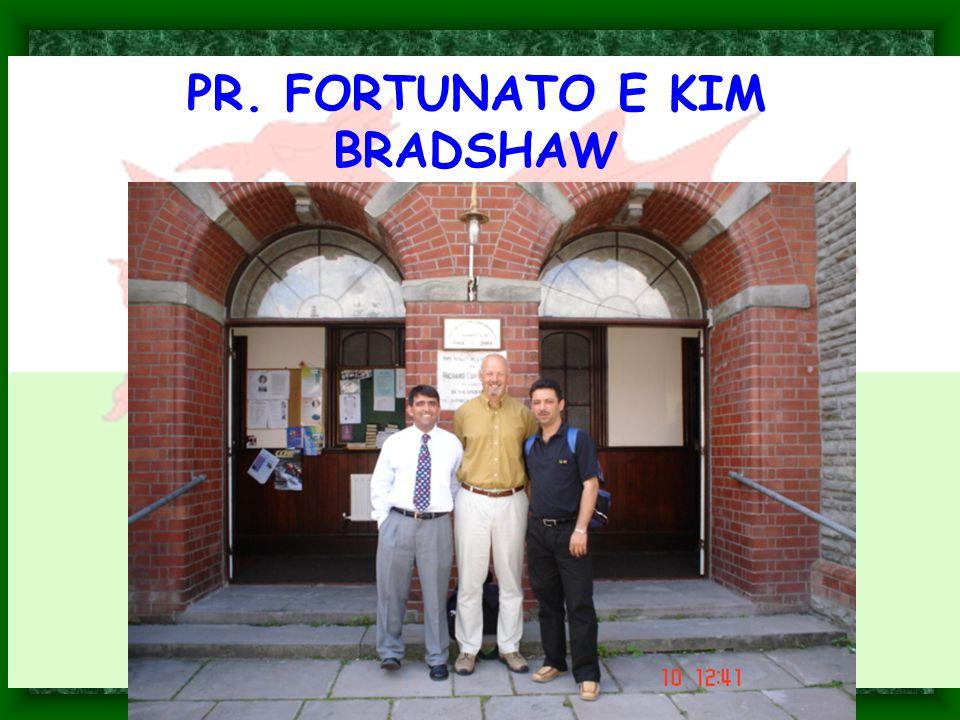 PR. FORTUNATO E KIM BRADSHAW