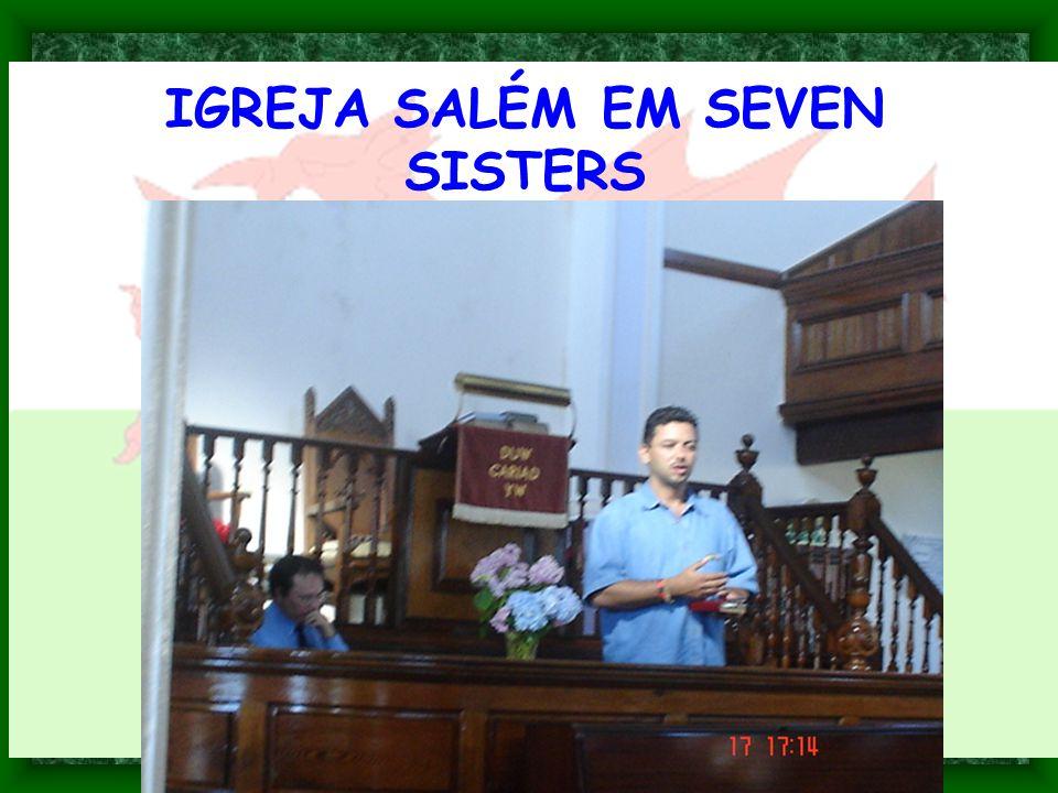 IGREJA SALÉM EM SEVEN SISTERS