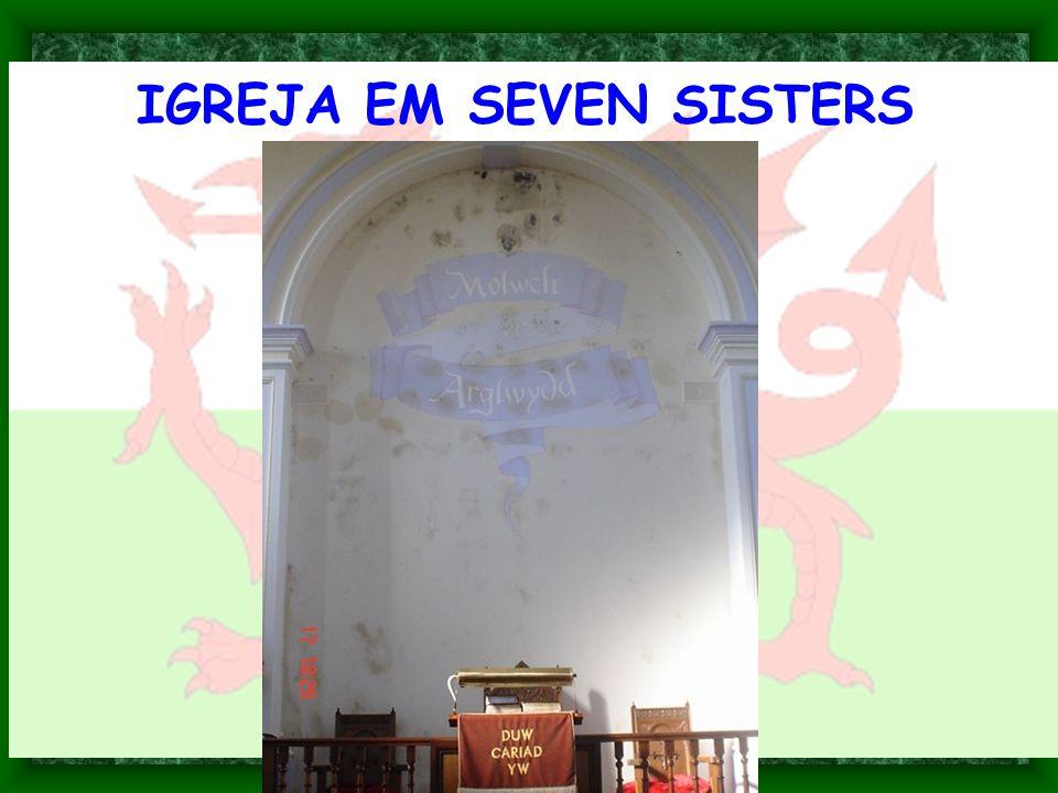 IGREJA EM SEVEN SISTERS