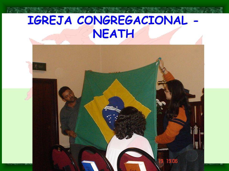 IGREJA CONGREGACIONAL - NEATH