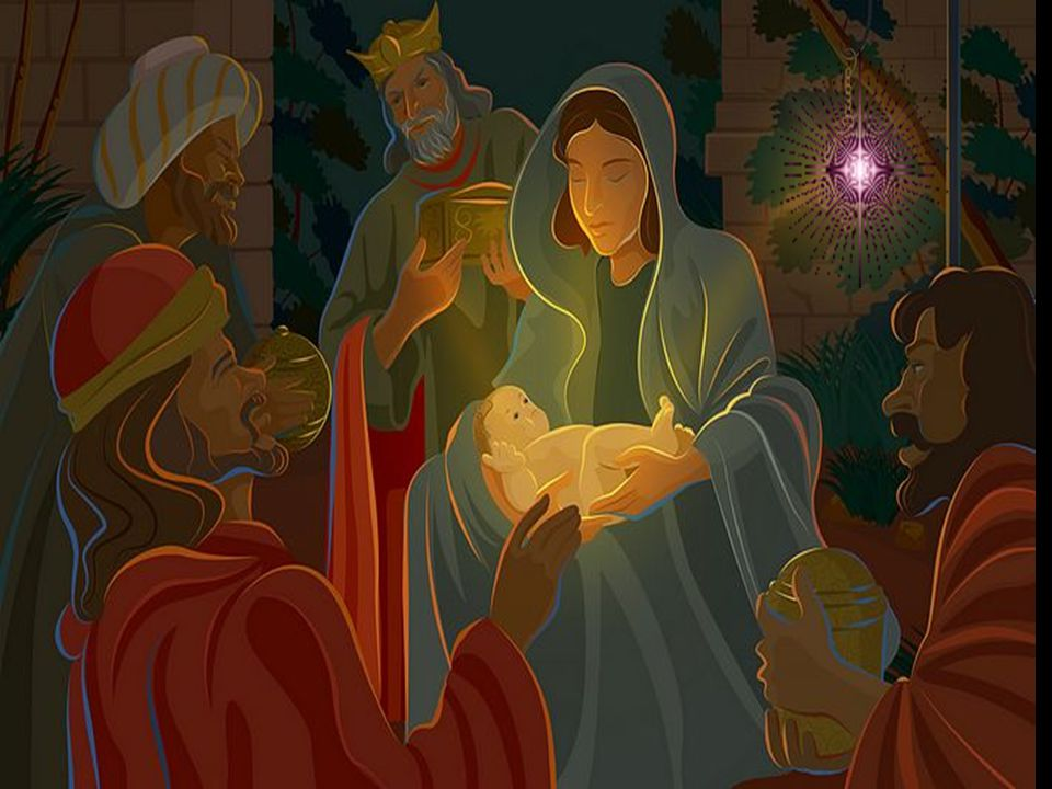 A visita dos Três Reis Magos do Oriente ao menino Jesus é exclusiva do evangelista Mateus, não a encontramos nos evangelhos de Marcos, João e Lucas. T