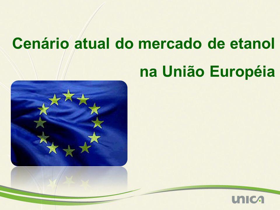 Cenário atual do mercado de etanol na União Européia