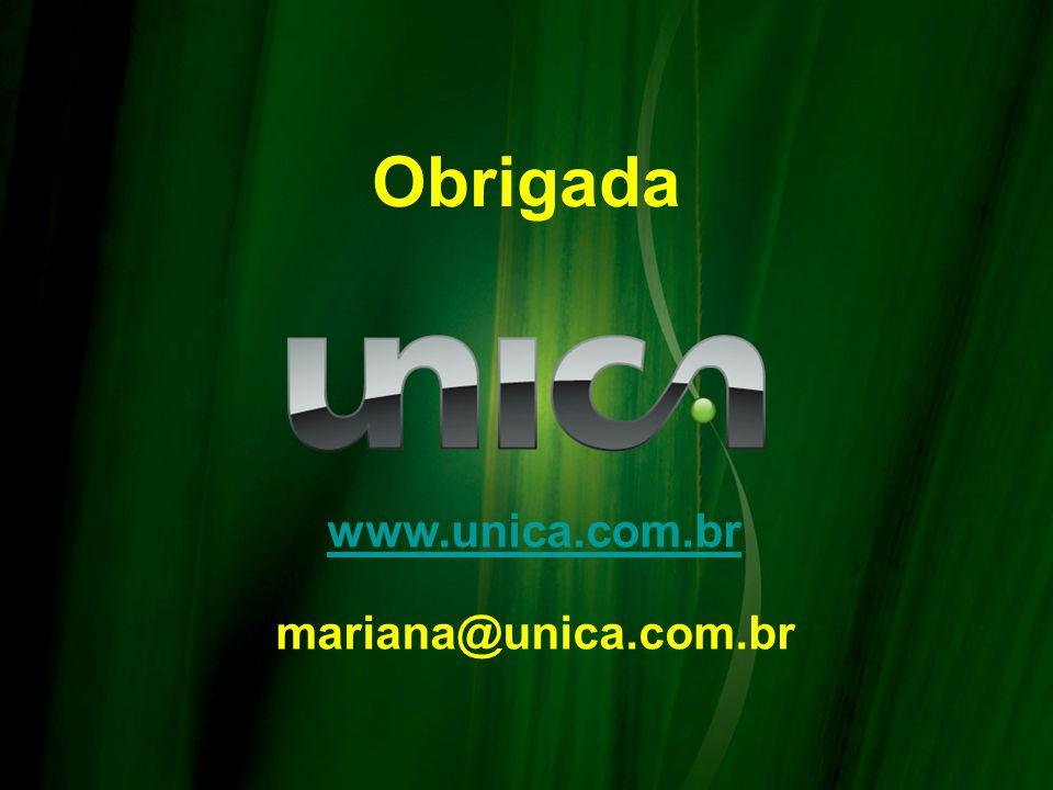 www.unica.com.br mariana@unica.com.br Obrigada