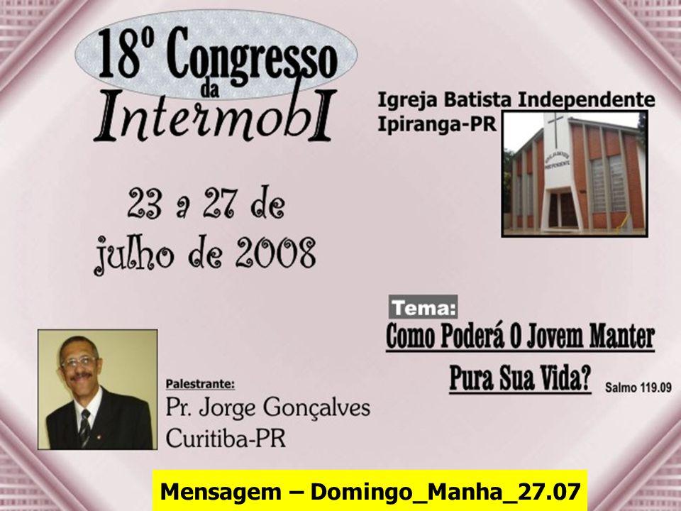 Mensagem – Domingo_Manha_27.07