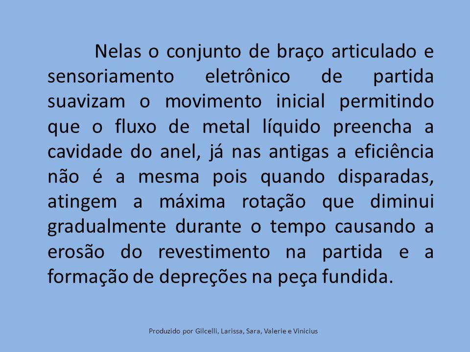 Para melhor utilização da centrifuga elétrica é necessário considerarmos fatores que influenciam no bom preenchimento do anel.