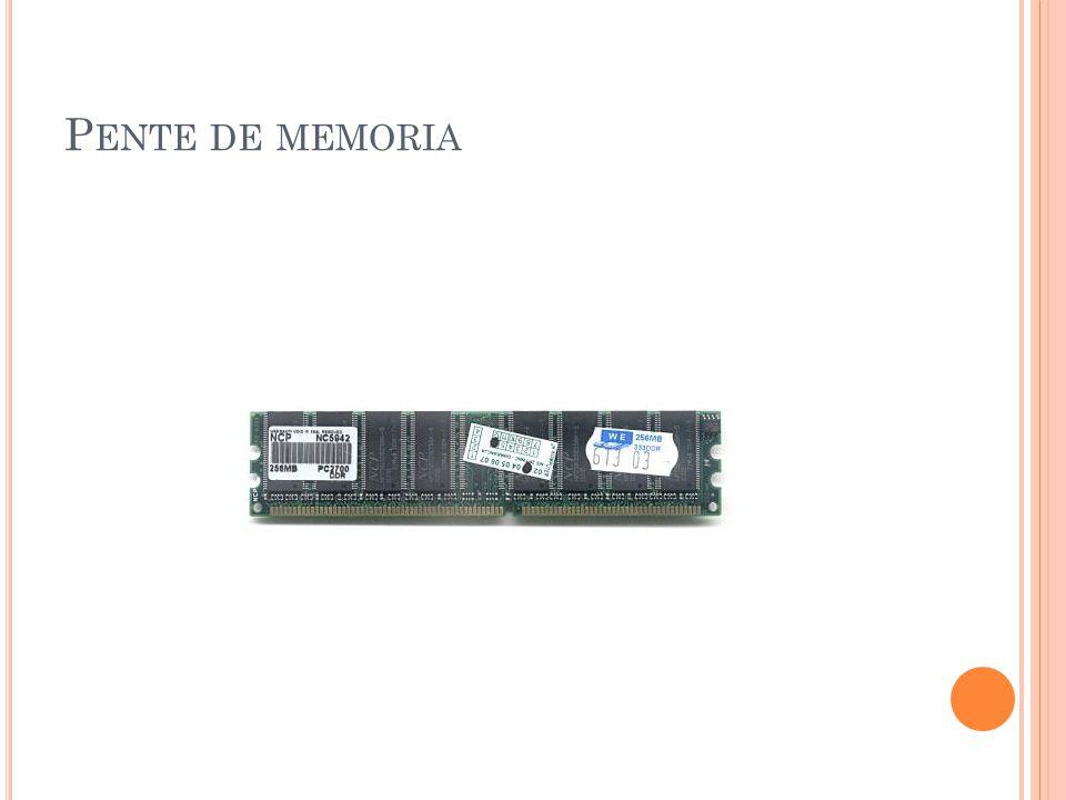 P ENTE DE MEMORIA