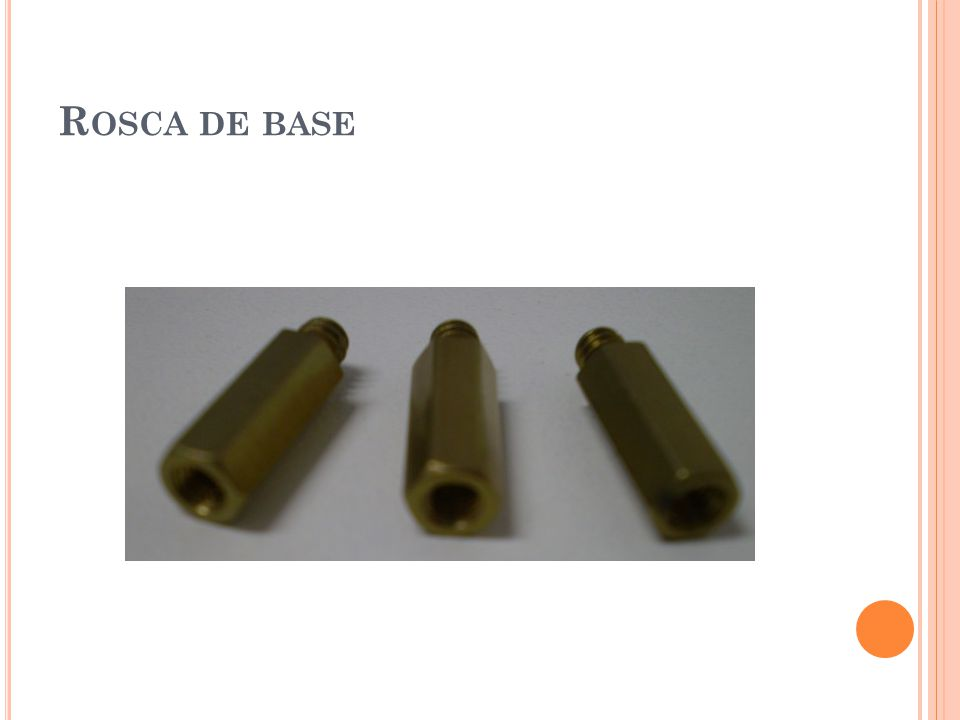 R OSCA DE BASE