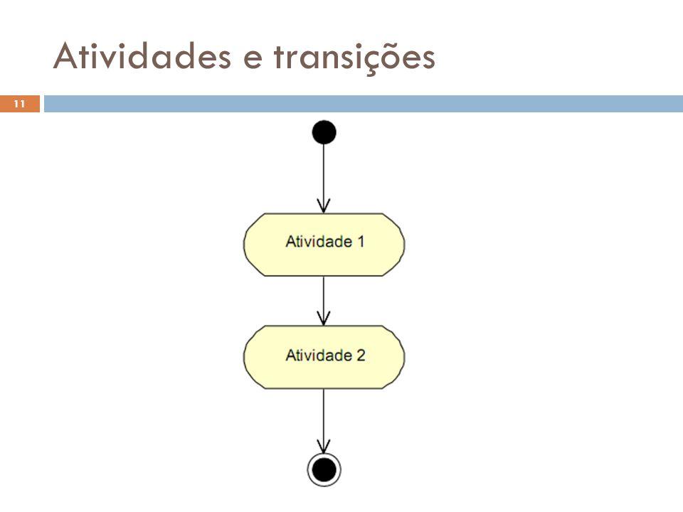 Atividades e transições 11