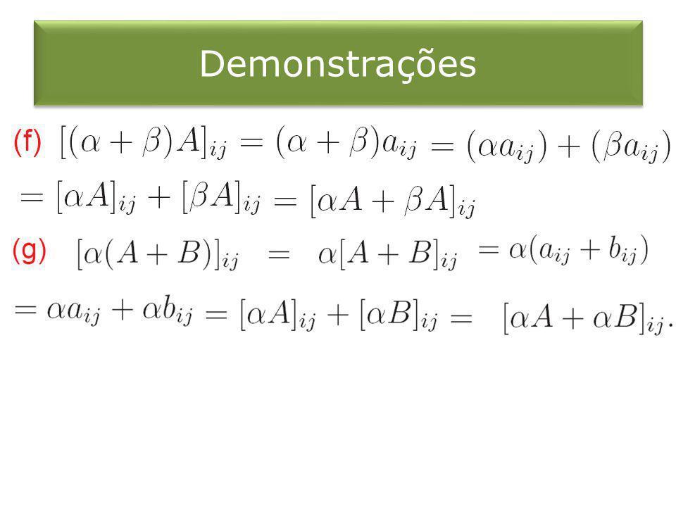 Matriz de transição Seja a probabilidade de mudança do estado j para o estado i em uma unidade de tempo (geração).