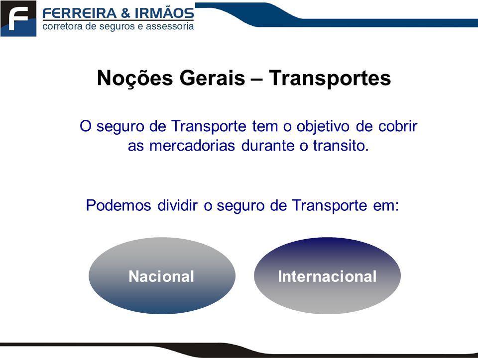 Embarcadores: são os donos das mercadorias (quem produz, compra ou vende, transfere).