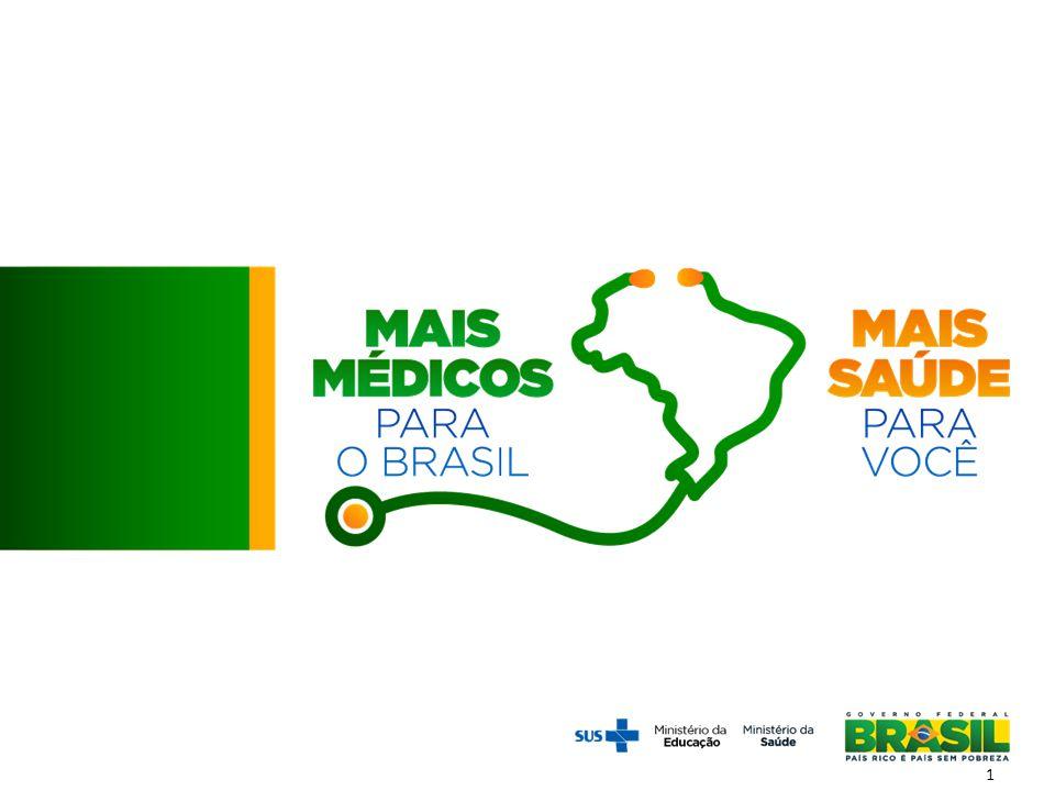2 Médicos/mil habitantes Brasil1,8 Argentina3,2 Uruguai3,7 Portugal3,9 Espanha4 Reino Unido2,7 Austrália3 Itália3,5 Alemanha3,6 Brasil precisa de médicos
