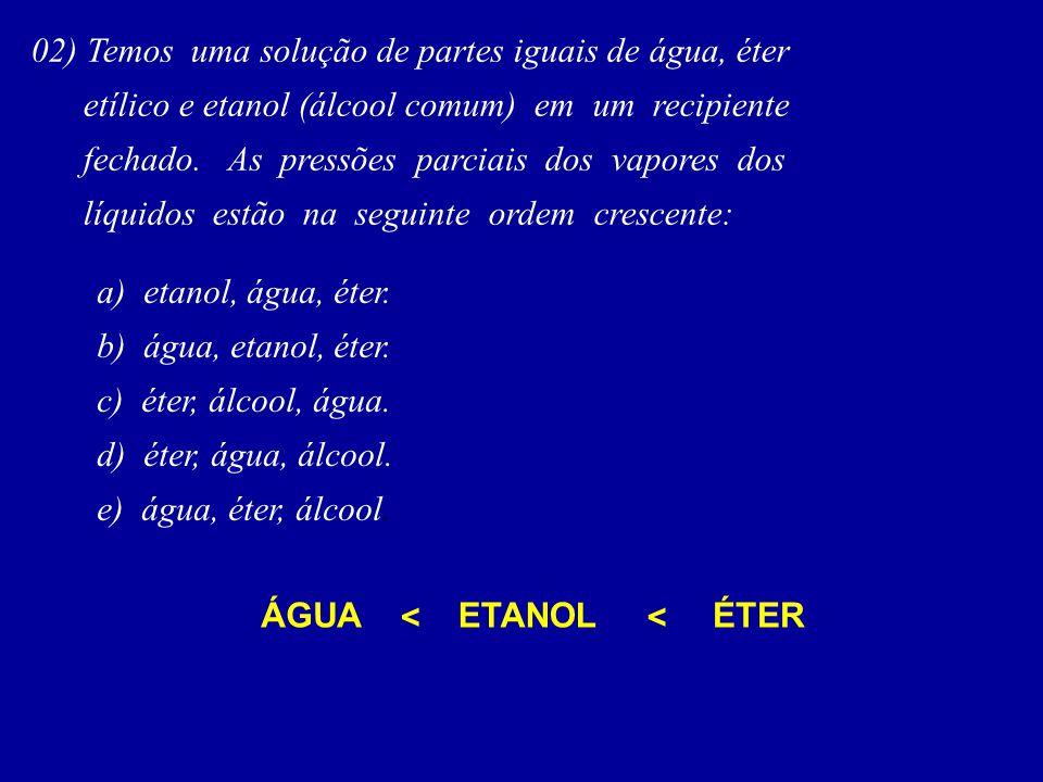 03) Devido à sua altitude, a pressão atmosférica no topo do Pico da Bandeira é menor do que 1 atm.