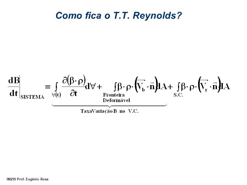 IM250 Prof. Eugênio Rosa Como fica o T.T. Reynolds?