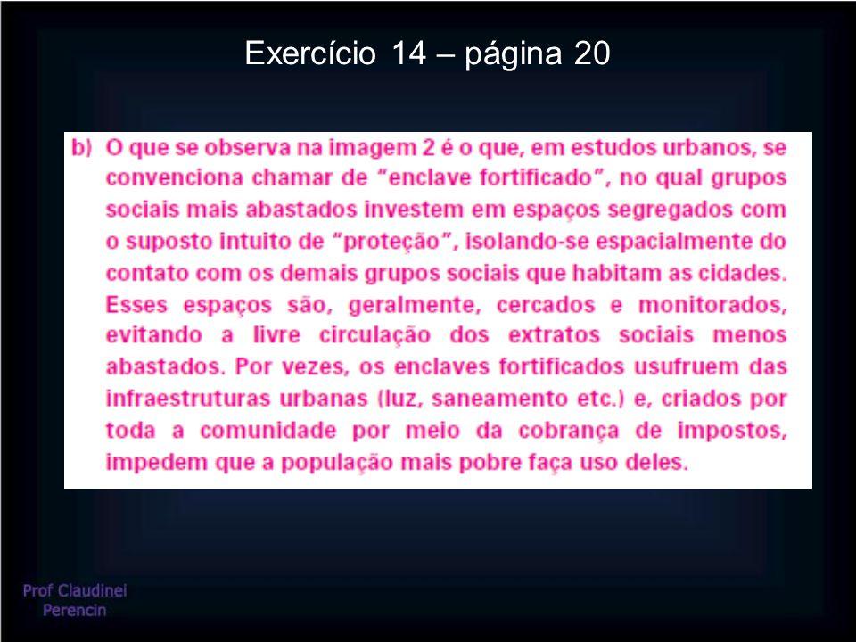 Exercício 14 – página 20
