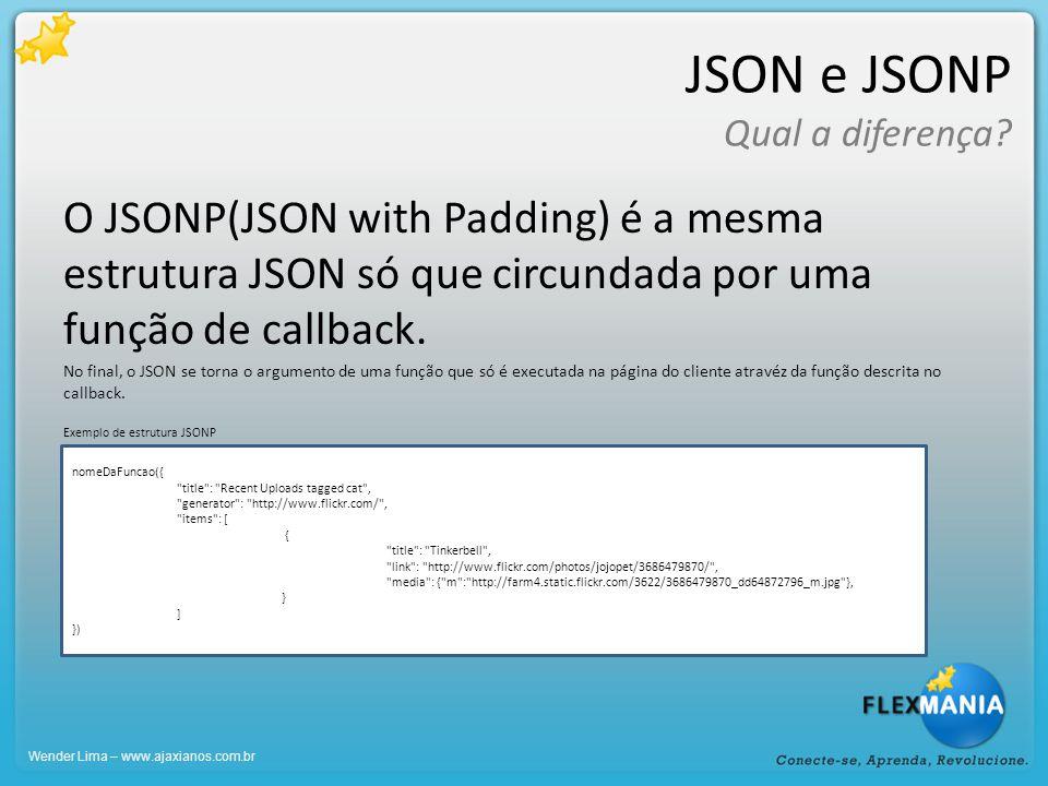 ColdFusion Ajax Features Exemplos: Data Grid Eu preciso de um componente que faça a consulta no banco Wender Lima – www.ajaxianos.com.br