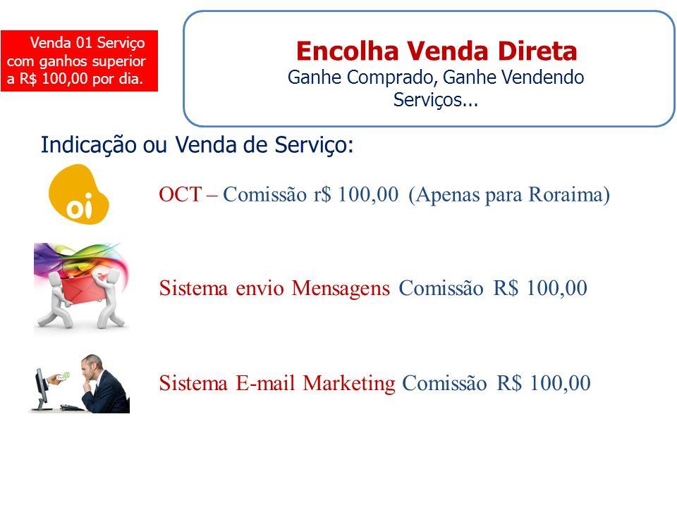 Encolha e-Commerce Venda em sua Loja Virtual.O endereço sempre será www.qty.com.br/loginescolhido.