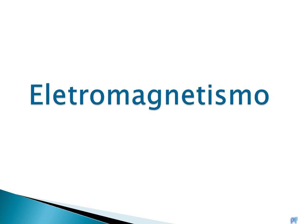 A polaridade de um eletroímã dependerá da: a) quantidade de ampère-espira b) resistência c) voltagem da fonte d) direção da corrente