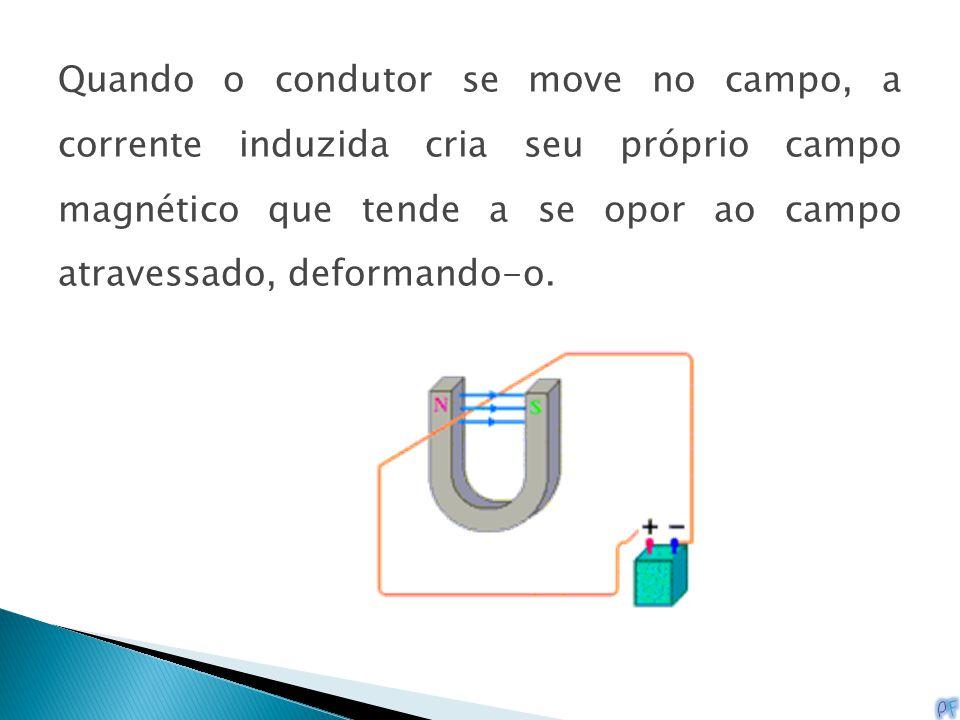 Como pode ser invertido o sentido de rotação de um motor CC: a) invertendo os fios que ligam o motor à fonte externa b) invertendo as ligações elétricas no campo ou na armadura c) invertendo as ligações elétricas no campo e na armadura d) um CC não pode ter sua rotação invertida