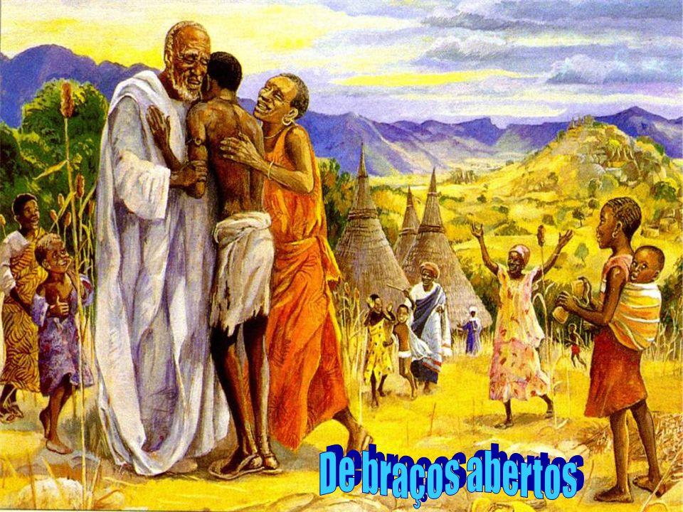 Compreenderemos também as censuras de Jesus aos fariseus, representados na Parábola pelo filho mais velho, que não aceita perdoar...