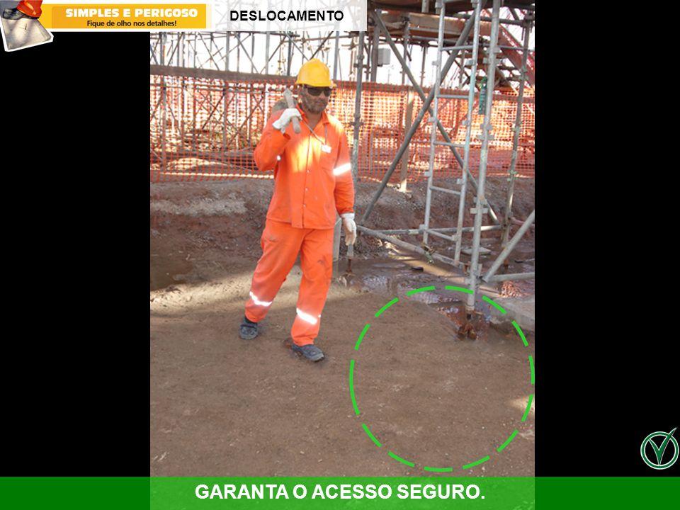 GARANTA O ACESSO SEGURO.
