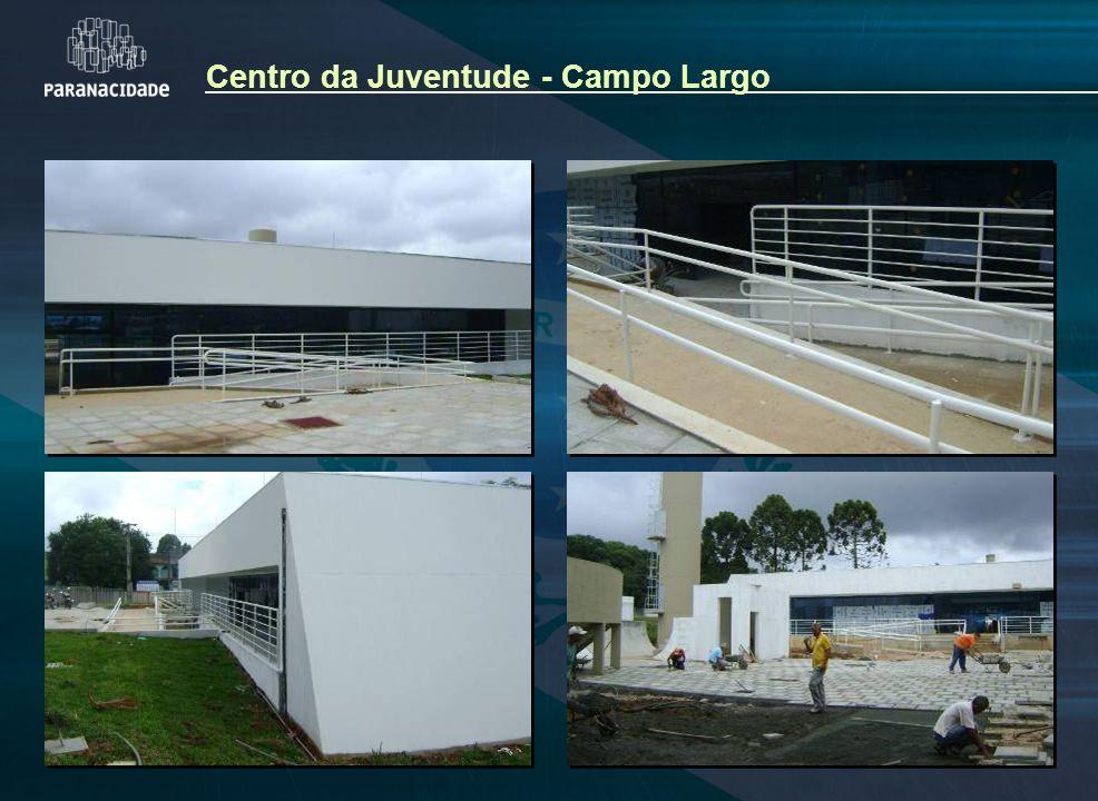 Centro da Juventude - Campo Largo