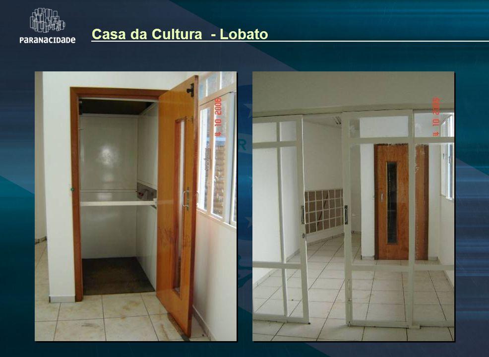 Casa da Cultura - Lobato