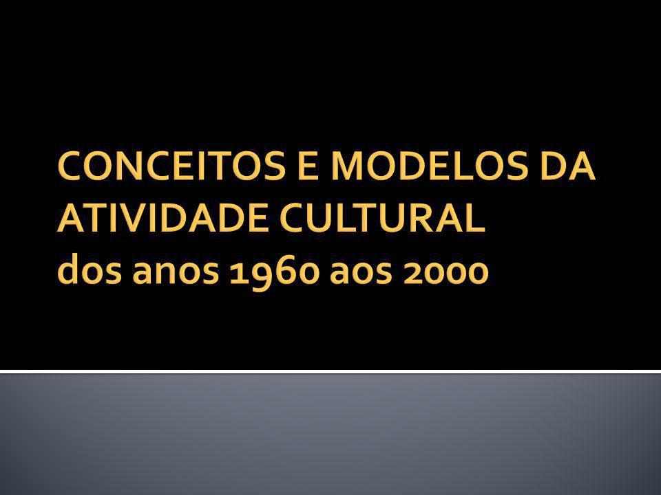 72% - a Cultura é administrada por uma Secretaria que contém seu nome e de outras áreas 12,6%- a Cultura é um setor subordinado a uma secretaria que não leva seu nome 6,1% dos municípios brasileiros a Cultura é subordinada diretamente ao Executivo 4,2% têm uma Secretaria municipal exclusiva para Cultura 2,6% dos municípios a Cultura depende de uma fundação pública.