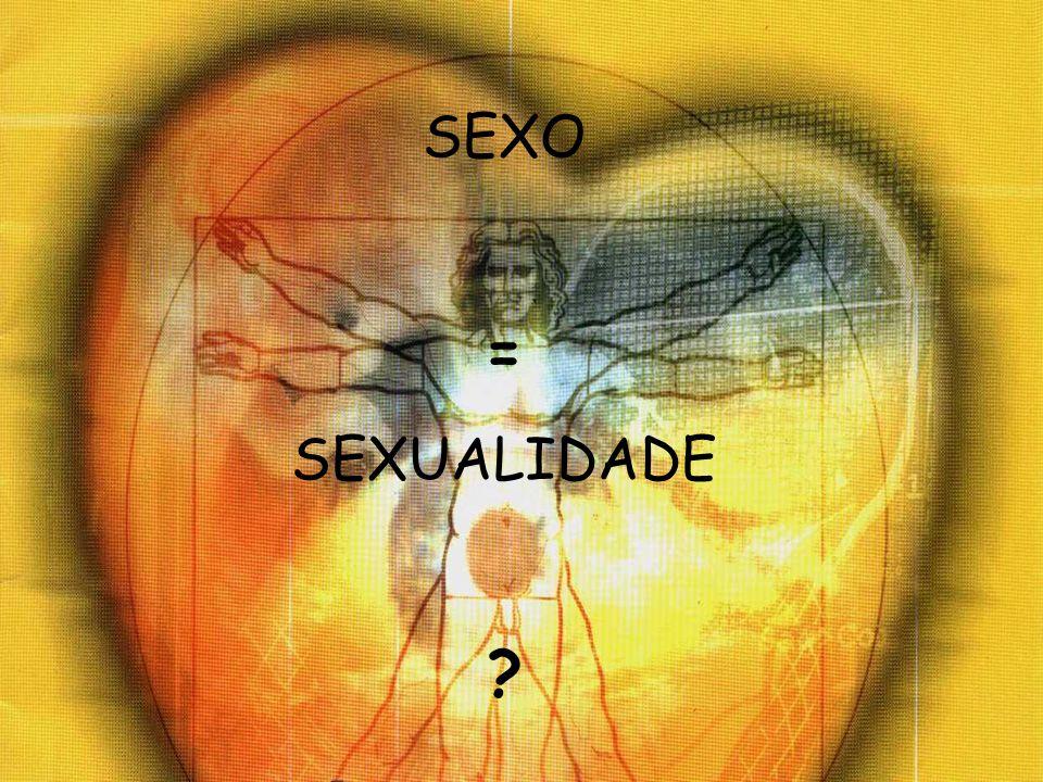 2 SEXO = SEXUALIDADE ?