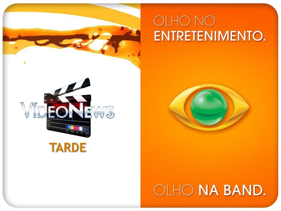 TARDE UMA REVISTA PARA DEIXAR O TELESPECTADOR BEM INFORMADO O PROGRAMA Toda tarde, Nadja Haddad apresenta os principais destaques do dia no Vídeo News.