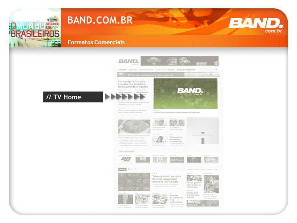// Selo de Patrocínio Formatos Comerciais BAND.COM.BR