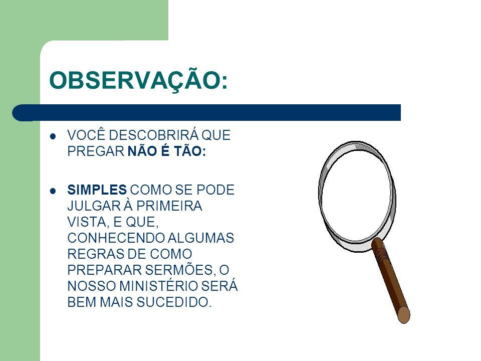 EXEMPLO DE SERMÃO TEMÁTICO: DIVISÃO: A) A FONTE DO EVANGELHO (QUE É).