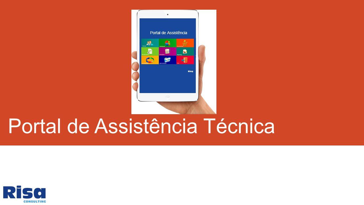 Portal de Assistência Técnica Portal de Assistência