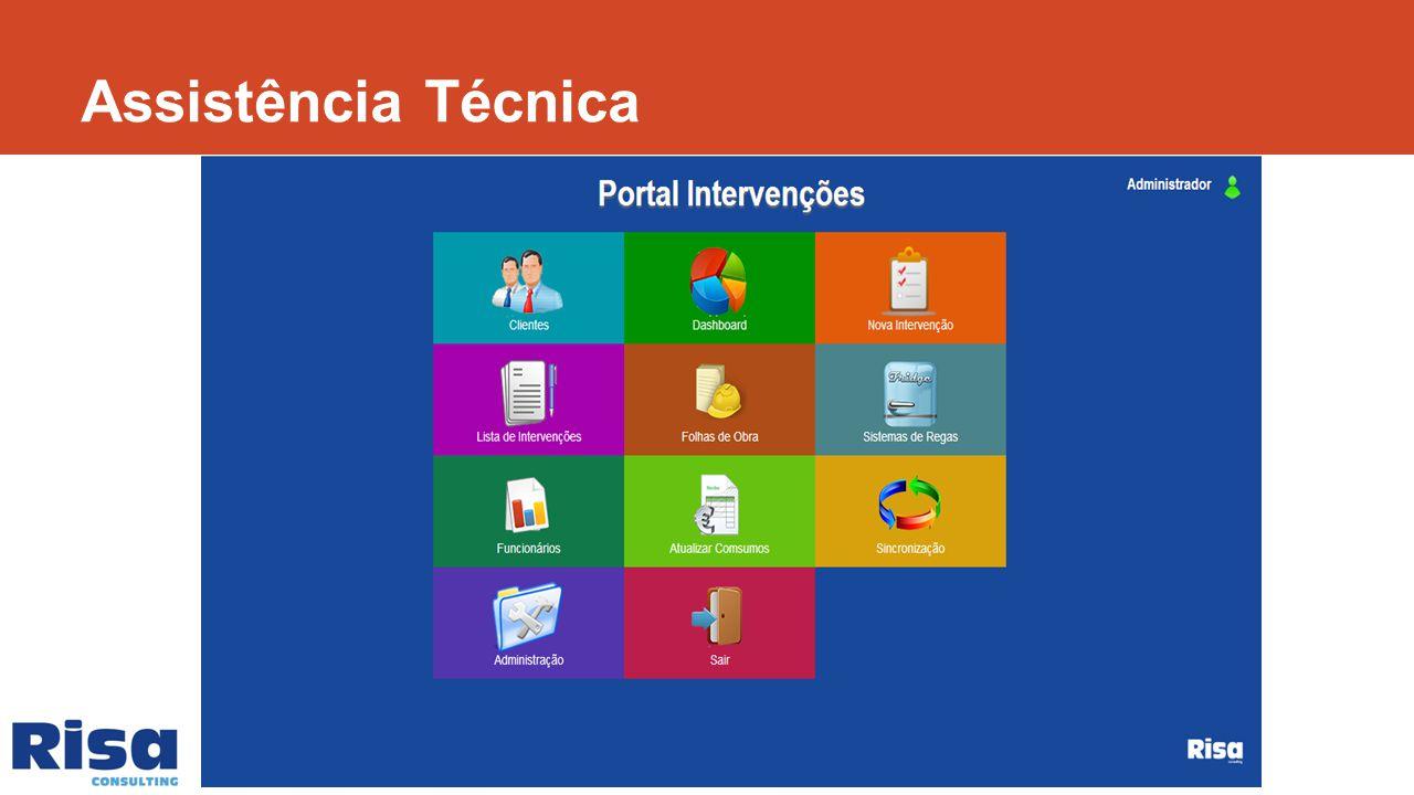 Assistência Técnica FIM