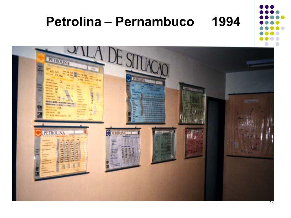 13 Petrolina – Pernambuco 1994
