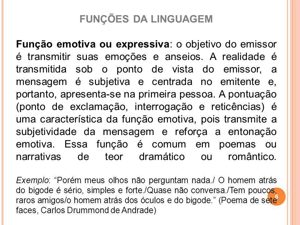 Linguagem Oral // Linguagem Escrita 17