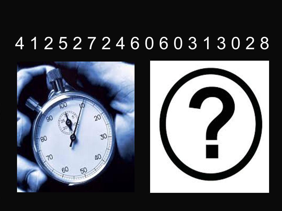 4 1 2 5 2 7 2 4 6 0 6 0 3 1 3 0 2 8 4 estações num ano 12 meses 52 7 24 60 31 30 28