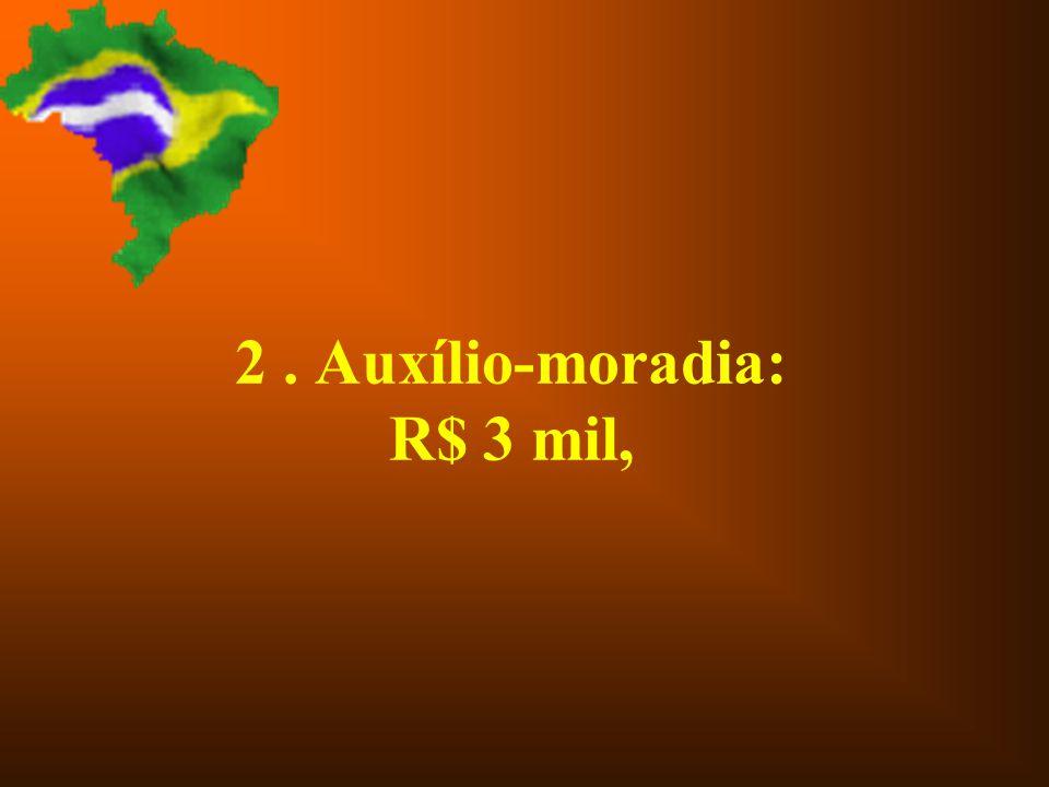 1. Salário: R$ 12 mil reais,