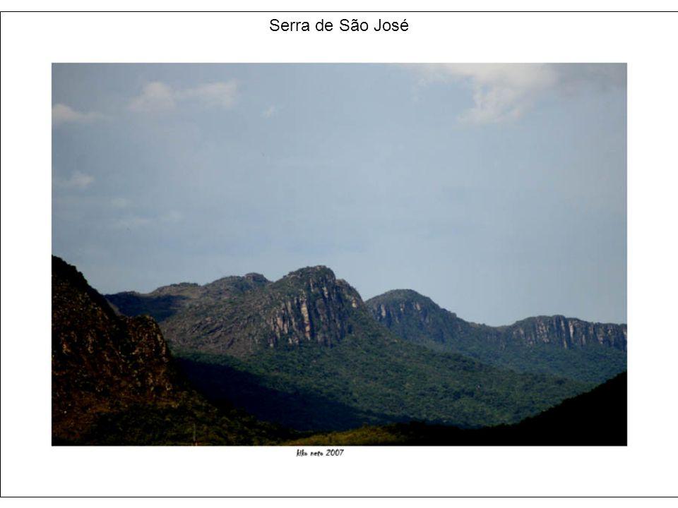 Vista parcial de São João del Rei