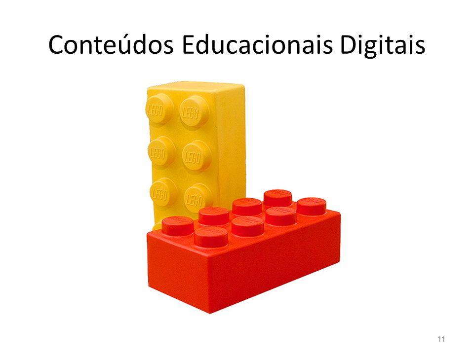11 Conteúdos Educacionais Digitais