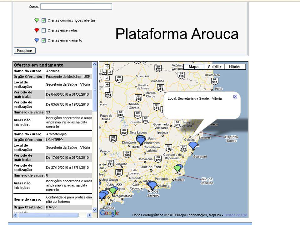 22 Plataforma Arouca