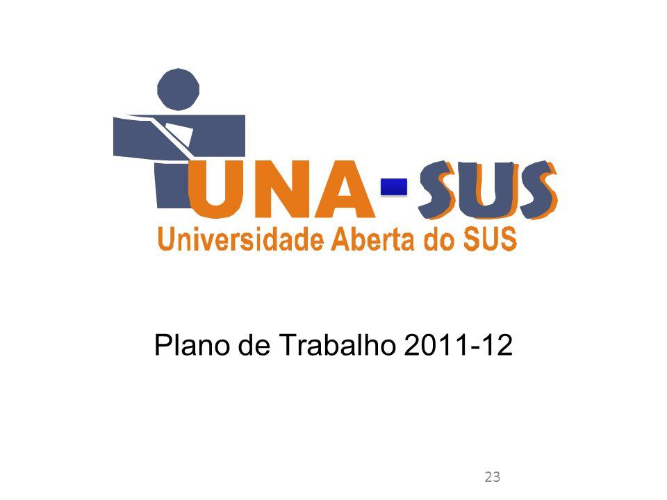 23 Plano de Trabalho 2011-12