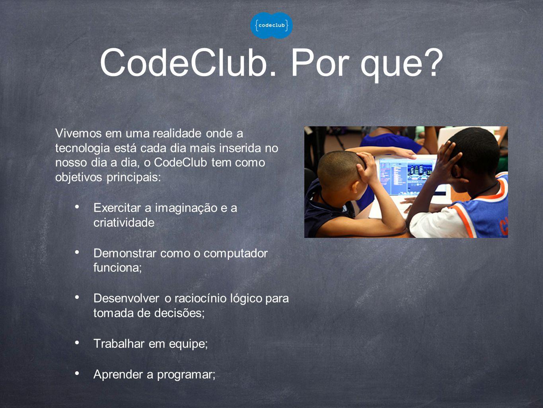 CodeClub.Por que.