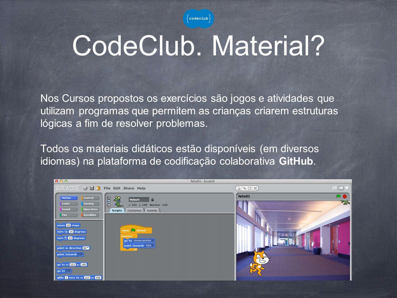 CodeClub.Material.