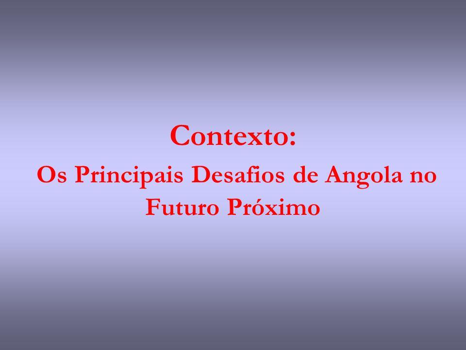 O Caminho Futuro O caminho futuro requer: 1.Melhor capacidade de se prever as receitas 2.Políticas fiscais apropriadas 3.Um fundo de estabilização (conta de reserva do Tesouro)