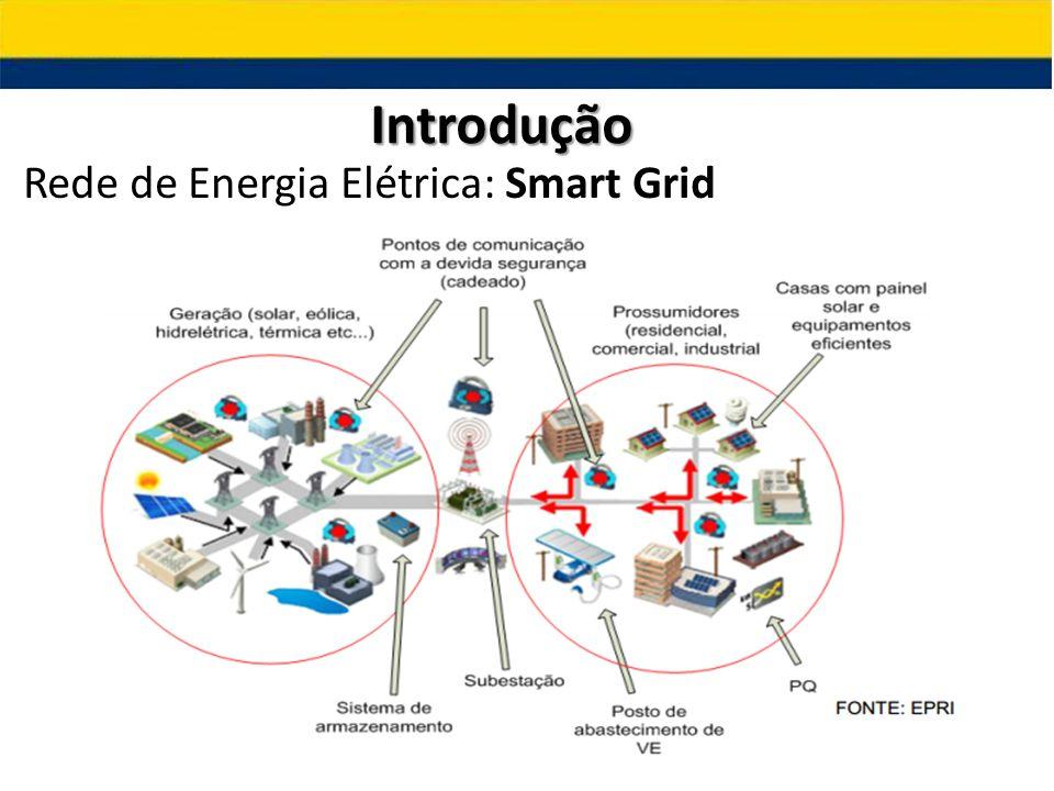 Rede de Energia Elétrica: Smart Grid Introdução
