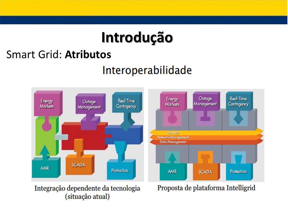 Smart Grid: Atributos Introdução