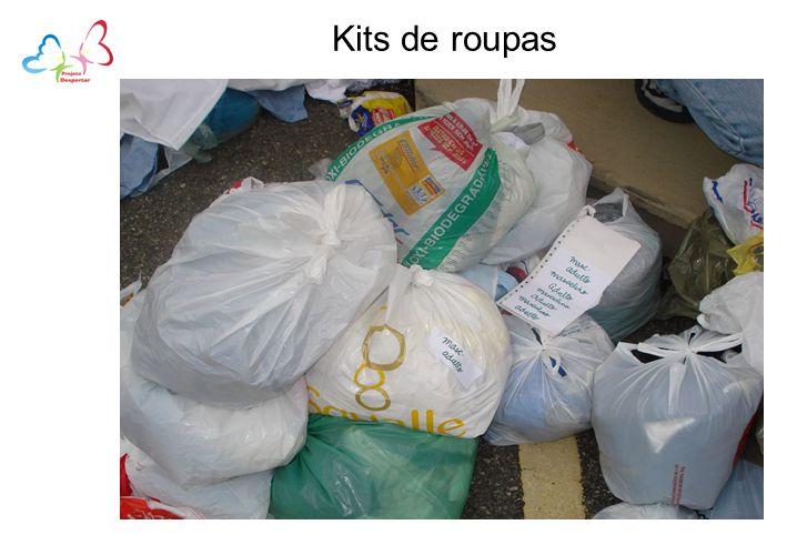 Kits de roupas