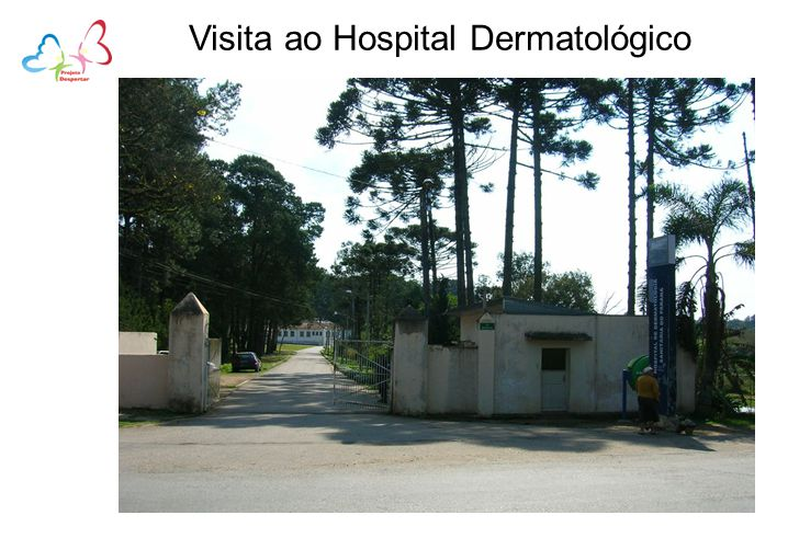 Visita ao Hospital Dermatológico